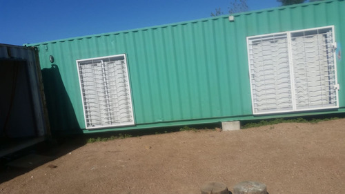 contenedores, viviendas, oficinas, vestuarios, etc