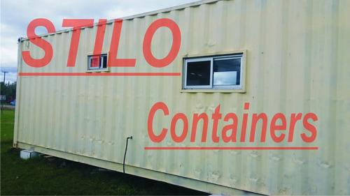 contenedores,containers,refaccionados vivienda,aulas y obrad