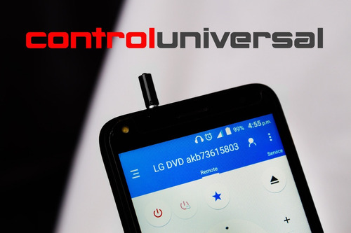 control para celular universal controla todos tus equipos