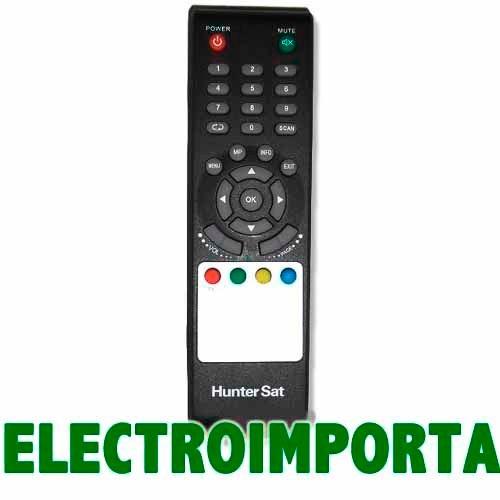 control para receptor satelital sm2, sm7 y sm8