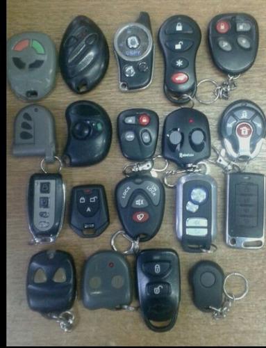 control remoto alarma de auto, casas,portones eléctricos