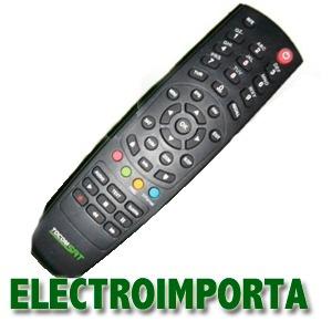 control remoto tocomsat gool hd - electroimporta -