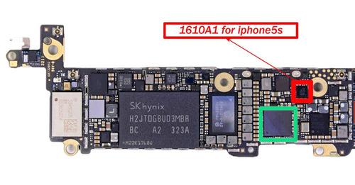 controlador de carga para iphone 5c y 5s