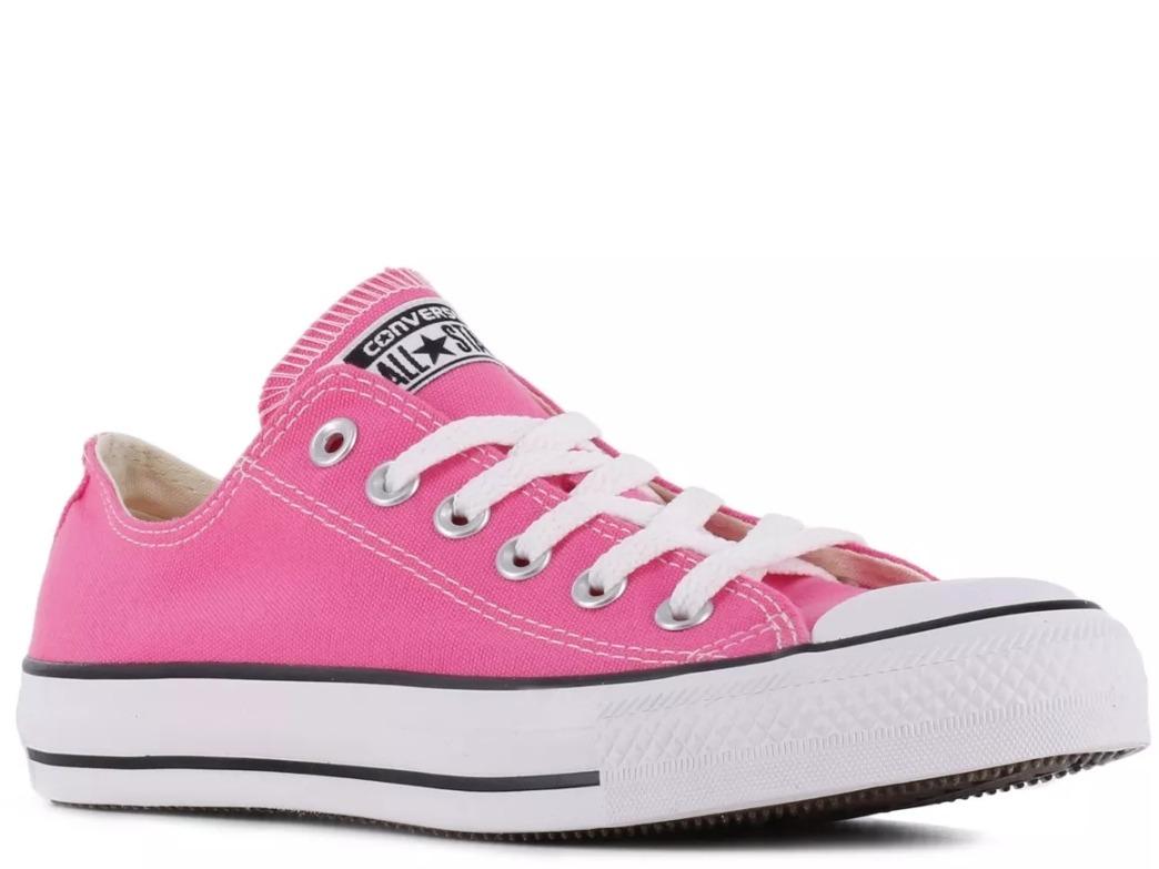 converse chica rosa