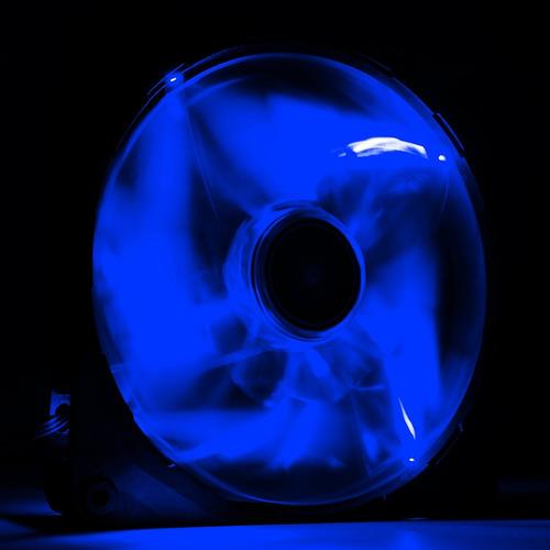 cooler gabinete nzxt technologies nzxt fz-140mm blue led