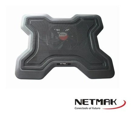 cooler nb 1 x fan 12cm c/ 1 usb h netmak