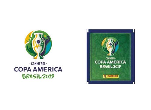 copa américa brasil 2019 - 30 sobres + album obsequio
