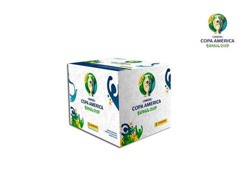 copa america brasil 2019 - 50 sobres y album obsequio