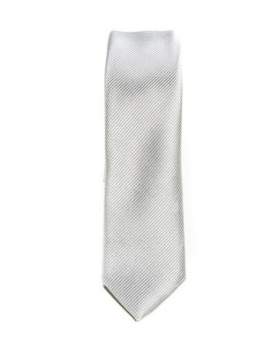 corbata slim gris - oferta!