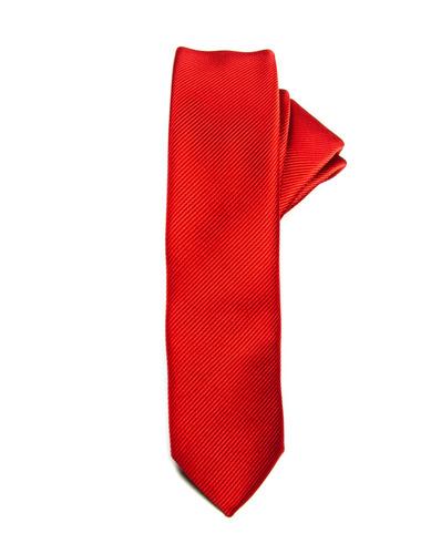 corbata slim naranja - oferta!