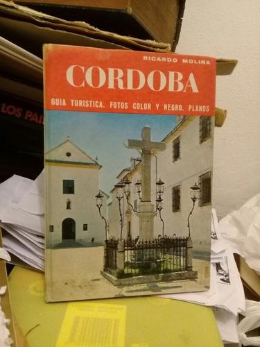 córdoba española guía turística fotos color y negro plano