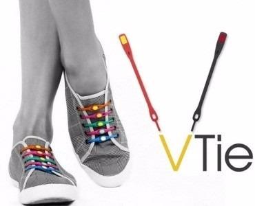 cordones de silicona v-tie