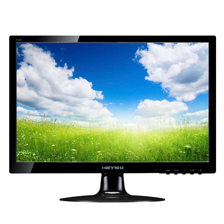 Pc Computadora Core I5 +monitor Led 22' +teclado Y Mouse