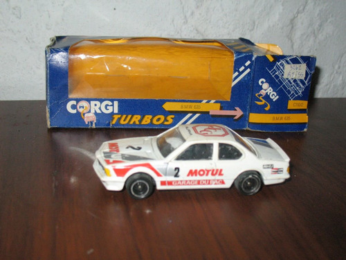 corgi bmw 635 c11 1986
