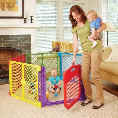 corral para bebe transportable north state