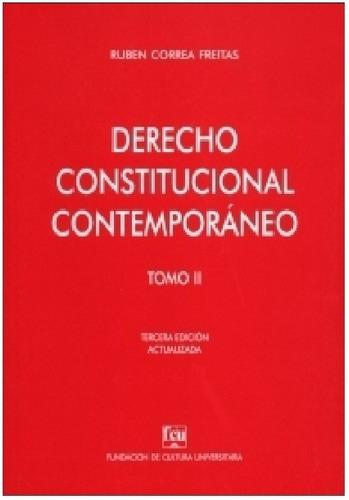 correa freitas - derecho constitucional contemporáneo