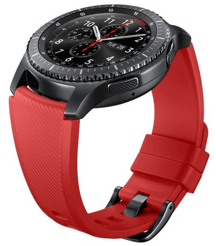correas silicona originales samsung gear s3 galaxy watch 46m