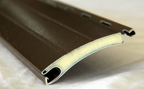 corrediza simil madera monoblock aluminio ej 150 x 120 alto