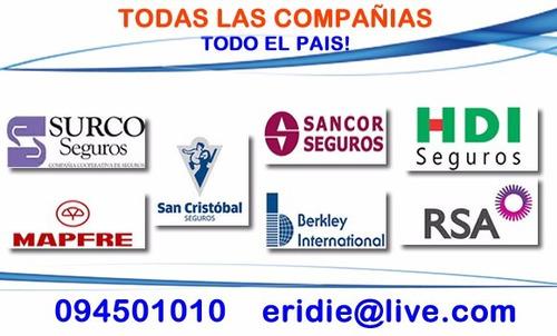 corredor seguros - 094501010