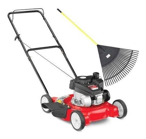 corta cesped a gasolina mtd yard machines 140cc g p