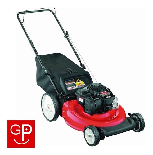 corta cesped a gasolina mtd yard machines 159cc g p