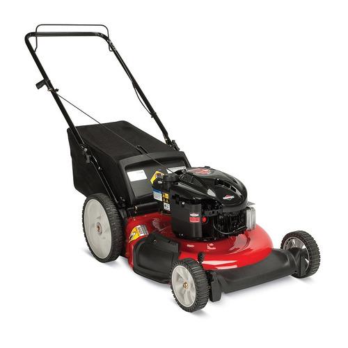 corta cesped a gasolina mtd yard machines 190cc g p