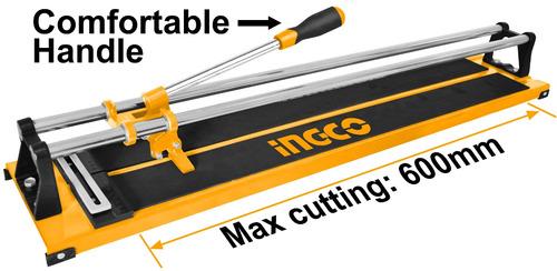 cortadora ceramica azulejos 60cm ingco htc04600