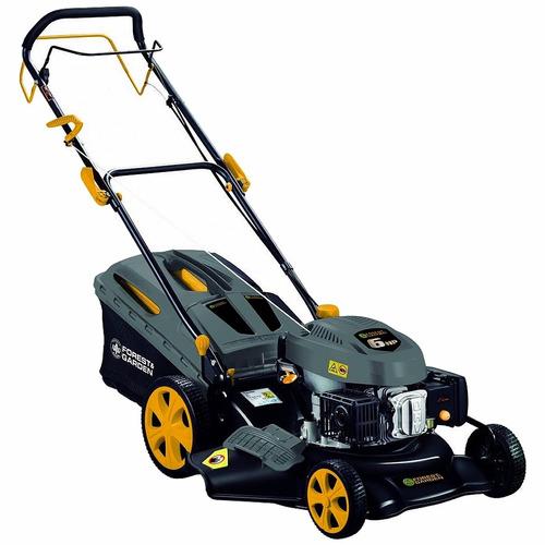 cortadora cesped pasto 6hp gasolina forest garden cp1020rba
