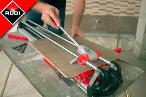 cortadora de caramica fast 85 cm rubi c/mochila