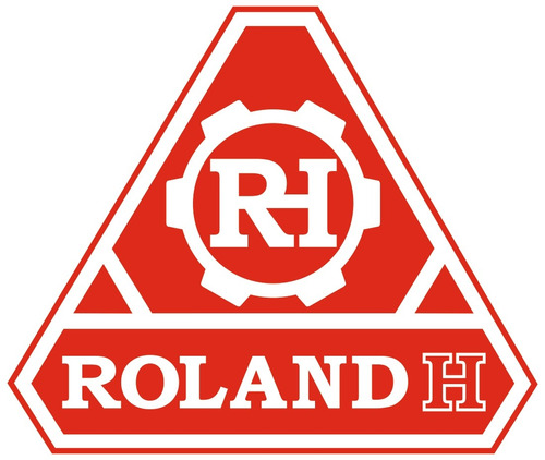 cortadora de cesped roland h001 pro 6x4 minitractor