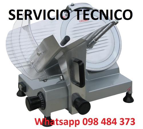 cortadoras de fiambre servicio técnico
