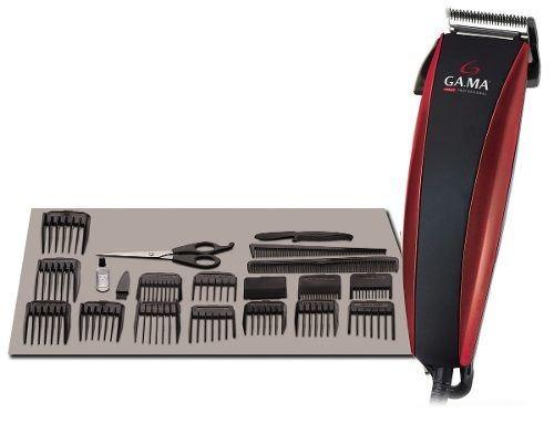 cortapelo gama gm 560 con 21 piezas - fama