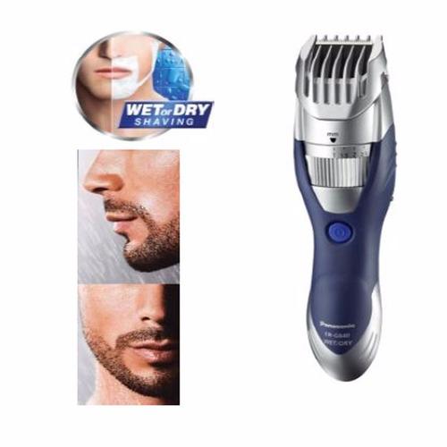 cortapelo y barba panasonic recargable 20 niveles ergb40