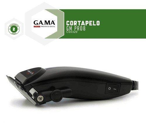 cortapelos cortapelo clipper profesional gama gm pro8 - fama