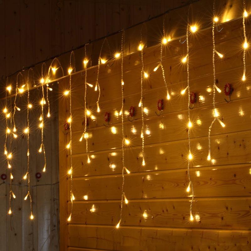 f6eb2d02bba Cortina cascada luces led decoración cargando zoom jpg 800x800 Cortina  cascada decoracion luces