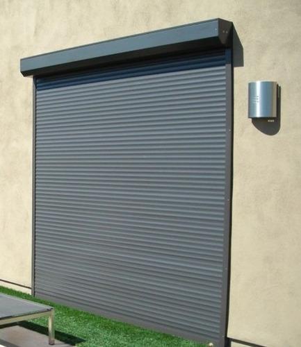 cortina de enrollar - sin albañilería pvc - 150 x 100