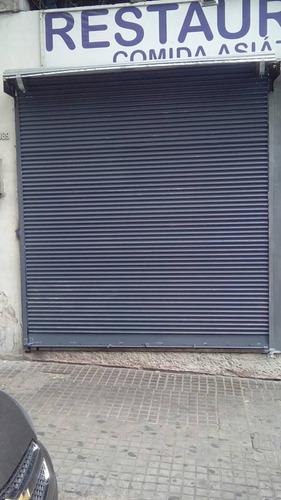 cortina metalica enrollar resorte reparacion urgencias