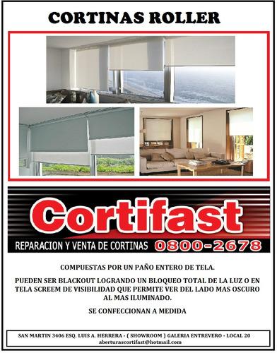 cortina roller - veneciana - bandas verticales - celosía