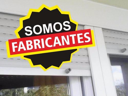 cortina sin albañileria 1.2 x 1 prontas para instalar