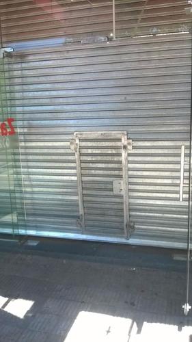 cortinas de enrrollar metalicas maxima seguridad las24 horas