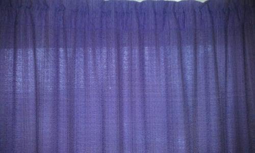 cortinas en rustico