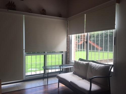 cortinas roller black out a medida (instalamos)