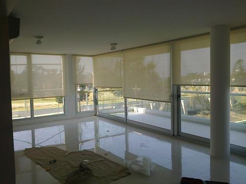 cortinas rollers screen .blakout.rusticos zebras $1000m2