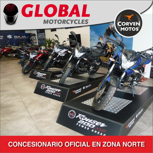 corven indiana 256 - ent.inmediata- global motorcycles