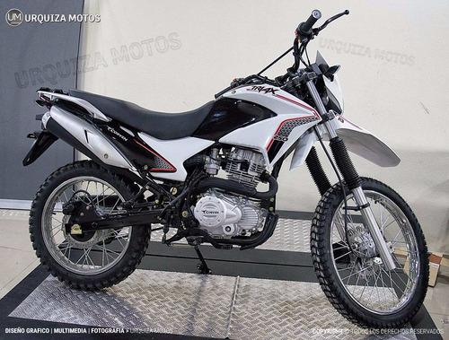 corven triax 250 r3 enduro cross 0km urquiza motos