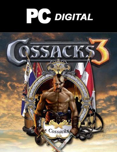 cossacks 3 experience pc español / edición completa digital