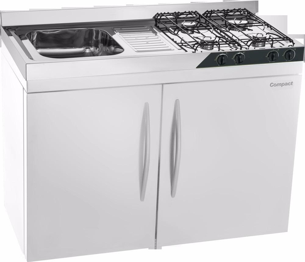 Cozinha Compact Pia Fog O Geladeira Arm Rio Mini Cozinha R