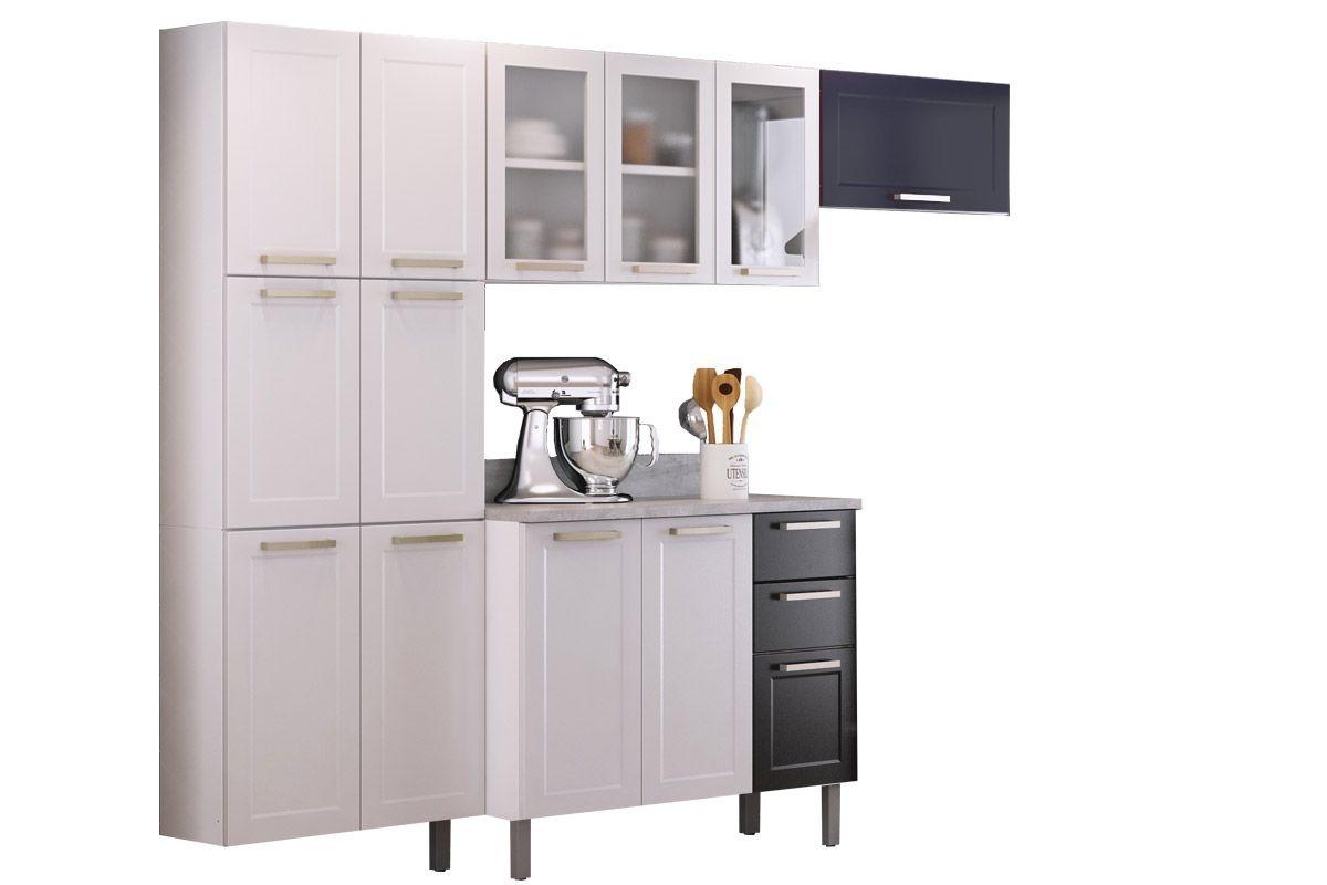 Cozinha Completa Itatiaia Lara Class Coz 4 A O C 4 Pe As R 1 353