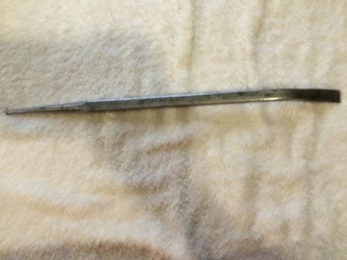 craftsman barra de 1/2  para uso en suspensiones
