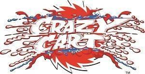 crazy cart, auto eléctrico, kart para niños juguete gol